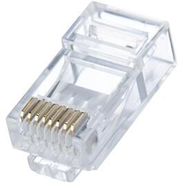 4 Pack Cat6e/RJ45 Crimp Connectors thumb