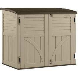 34 Cu.Ft. Horizontal Storage Shed thumb