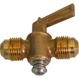 "3/8"" Brass Shut Off Cock thumb"