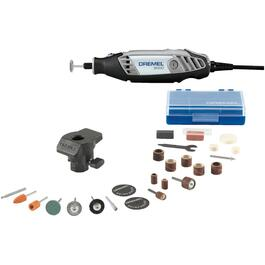 Variable Speed Rotary Tool Kit, with 24 Accessories thumb