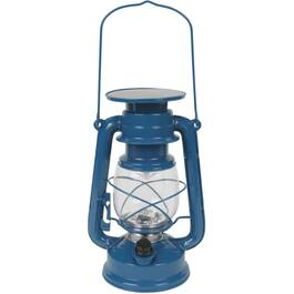 Hurricane Blue Tabletop Solar Lantern thumb