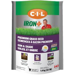 1.4kg Iron Plus Premium Grass Seed thumb