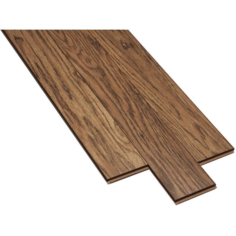 11 45 Sq Ft 14mm Burnished Oak Laminate Flooring