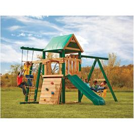 Complete Grand Trekker Wooden Play Fort Kit thumb