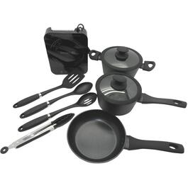 10 Piece Induction Cooker Set, with Cookware and Tools thumb