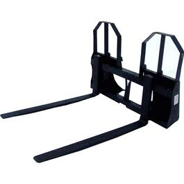 "Heavy Duty Pallet Fork, with 48"" Tines thumb"