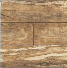 "18.60 sq. ft. 5.5"" x 48"" Thresher Maple Heritage Laminate Plank Flooring thumb"
