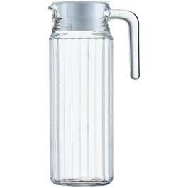 1L Glass Fridge Door Beverage Pitcher thumb