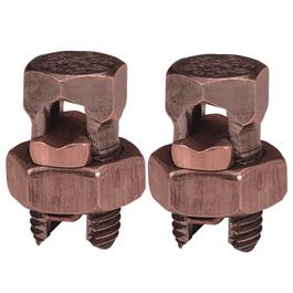 2 Pack Size 8-10 Split Bolt Connectors thumb