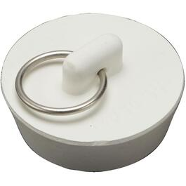 "1-3/8"" to 1-1/2"" Rubber Basin Stopper thumb"