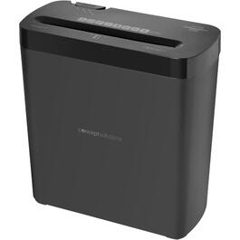 6 Sheet Cross Cut Paper Shredder thumb