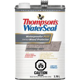 3.78L Northern Gray Low-VOC Wood Protector thumb
