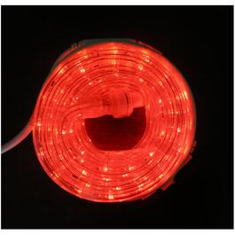 15' Red LED Round Ropelight thumb