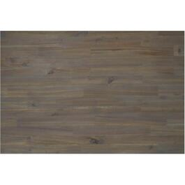 "74"" x 40"" x 1.5"" Dusk Grey Acacia Wood Countertop thumb"