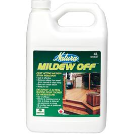 4L Mildew Off Wood Cleaner thumb