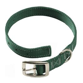 "22"" x 1"" Nylon Dog Collar, Assorted Colours thumb"