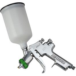 Gravity Feed Paint Spray Gun, with High Volume and Low Pressure thumb