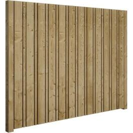 4' Pressure Treated Columbia Privacy Fence Package thumb