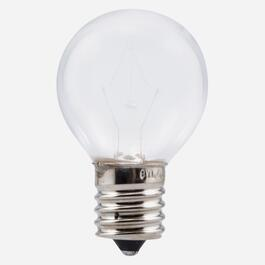 25W S11 Intermediate Base Clear High Intensity Light Bulb thumb
