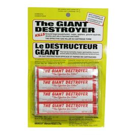 4 Pack Giant Destroyer Rodent Eliminator thumb