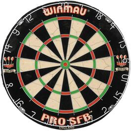 "18"" Official Bristle Dart Board thumb"