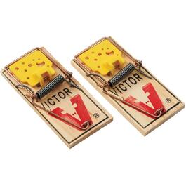 2 Pack Easy Set Mouse Traps thumb
