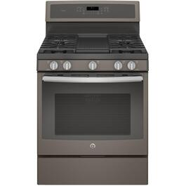 "30"" Slate Self Cleaning Gas Range thumb"