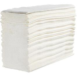 152 Pack X70 White Shop Towels thumb