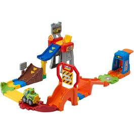 English Version Go Go Smart Wheels Monster Truck Rally Playset thumb
