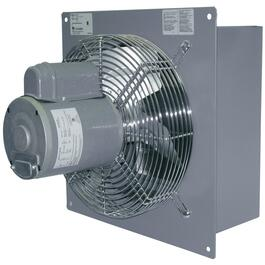 "12"" 1 Speed Barn Fan, with Shutter thumb"