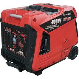 4,000 Watt 7.5HP Portable Inverter Gas Generator thumb