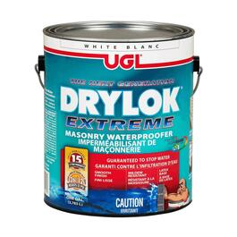 3.78L Extreme White Drylok Latex Waterproofer Paint thumb
