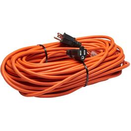 30M 1 Outlet SJTW 16/3 Orange Extension Cord thumb