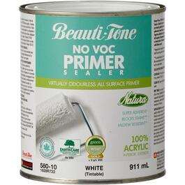 911mL Natura White Interior/Exterior Latex Primer Sealer thumb