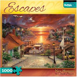 1000 Piece Escapes Puzzle, Assorted Puzzles thumb