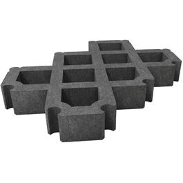"23.63"" x 15.75"" x 3.15"" Vehicle Reinforced Ground Grid thumb"