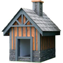 3' x 4' Selkirk Dog House Package thumb