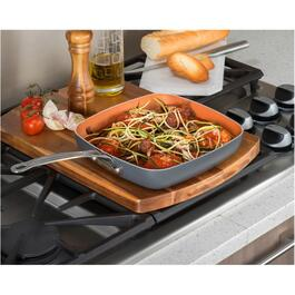 "12"" Non Stick Square Frying Pan thumb"