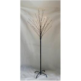 "200 Light 59"" Solar Outdoor Twig Tree thumb"