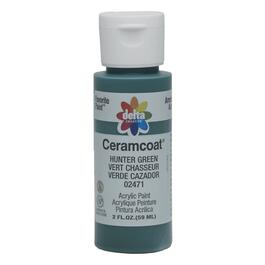 2oz Hunter Green Acrylic Ceramcoat Craft Paint thumb