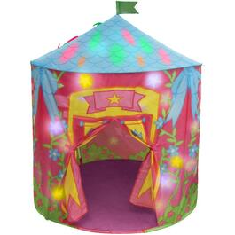 "48""D x 48""W x 52H"" Party Palace Indoor Tent thumb"