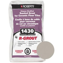 25lb Platinum Sanded Floor Grout thumb
