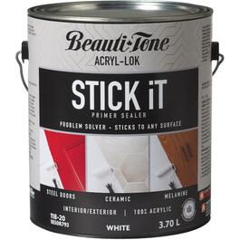 3.7L White Interior/Exterior STICK iT Latex Primer thumb
