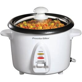 8 Cup White Rice Cooker thumb