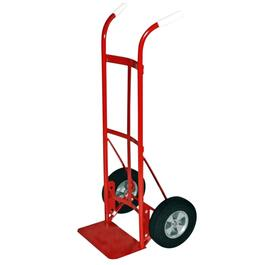 800lb Milwaukee Dual Handle Hand Truck Dolly thumb