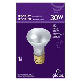 30W R12 Intermediate Base Spot Light Bulb thumb