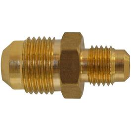 "3/8"" x 1/4"" Brass Flare Union thumb"