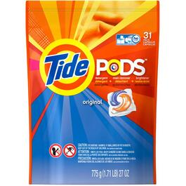 31 Pack Original PODS Laundry Detergent thumb