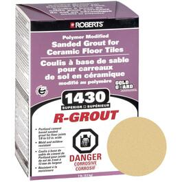 7lb Bone Sanded Floor Grout thumb