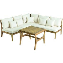 5 Piece Napoli II Sectional Set, with Cushions thumb